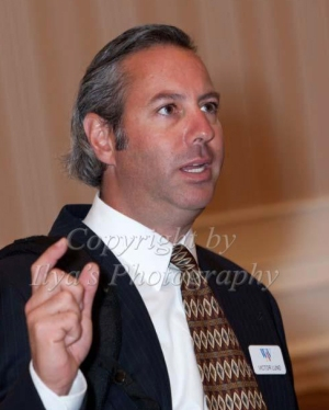 Victor Lund at Luxury Real Estate Spring Conference 2009