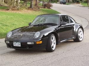 1997 Porsche 911 Carrera 4S (993)
