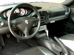 2003 Porsche 911 Carrera 4S (996) Interior