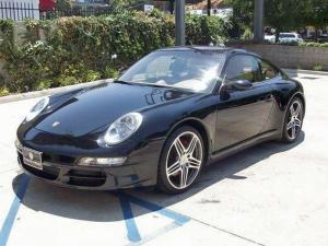 2007 Porsche 911 Carrera 4S (997)