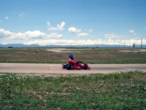 2003 Birel Honda 125cc Shifter Kart