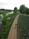 Downtown Littleton - Platte River Trail