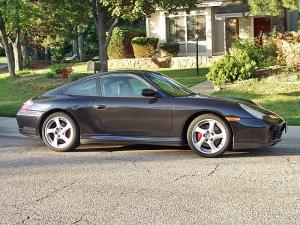 2003 Porsche 911 Carrera 4S (996)