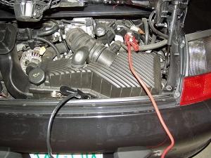 Porsche 911 996 Battery Location Porsche Free Engine