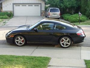 "porsche carrera 911 996 ""dead battery & locked hood"" solution"