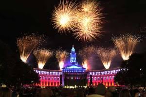 Denver Fireworks